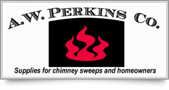A.W. Perkins Co. Home of the Best Power Sweeping Tools for Dryer Vent and Chimney Cleaning.
