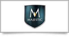 Majestic stands for outstanding durability, stunning looks and long lasting performance in wood and gas fireplaces.