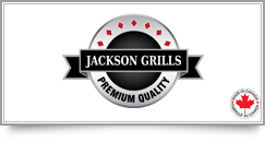Jackson Grills offers high end outdoor products for every backyard.